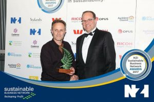 SBN award winner urges target 100,000 homes be Sustainable and Healthy